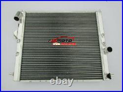 Radiateur en aluminium pour Renault Clio 16S/Williams 1.8L/2.0L 16V F7R 1993-96
