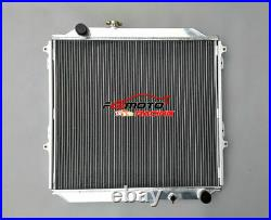 Radiateur en aluminium pour Toyota Hilux Surf KZN185 3.0L Diesel 1996-2002