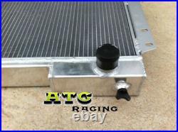 Radiateur en aluminium pour essence Toyota Land Cruiser FJ40 FJ45 Landcruiser