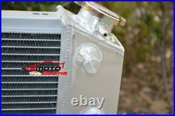 Radiateur en aluminium + ventilateur pour 70-81 Chevy Camaro/1975-79 Chevy Nova