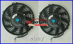 Radiateur en aluminium + ventilateur pour VW Golf 2 & Corrado VR6 Turbo Manual