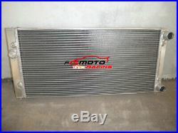 Radiateur en aluminium + ventilateur pour Volkswagen VW Golf MK3 GTI VR6 1994-98