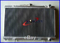 Radiateur et carénage en aluminium pour Nissan 200SX S13 CA18DET 1.8 Turbo 88-94