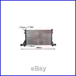 Radiateur moteur pour Nissan NV400 depuis 2010 versions 2.3DCi sans clim
