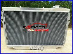 Radiateur pour 90-97 Toyota Land cruiser HDJ80 HZJ80 1HZ / 1HD 4.2L Diesel