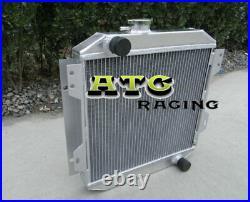 Radiateur pour FORD CAPRI RS / ESCORT SUPERSPEED MK1 ESSEX V6 2.6 / 3L