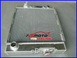 Radiateur pour Ford Mustang 4.3L/4.7L V8 289 302 Windsor 64 65 66 Mercury & FAN