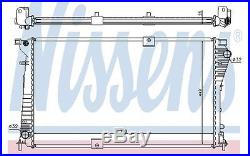 Radiateur pour Opel Vivaro 2.5 DTI 2.0 CDTI 2.5 CDTI NISSENS 630709