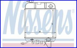 Radiateur pour Peugeot 404 1.6 NISSENS