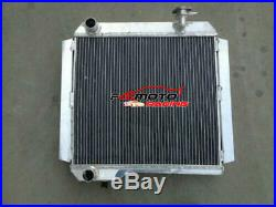Radiateur pour Toyota LAND CRUISER BJ42 BJ43 BJ44 BJ45 BJ46 3B 3.4L Diesel