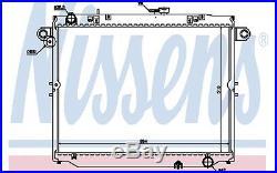 Radiateur pour Toyota Land Cruiser Amazon 4.2 TD NISSENS 64881