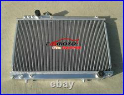 Radiateur pour Toyota Supra Turbo MA70 MK3 SOARER MZ20 7MGT 1986-1992 3.0L