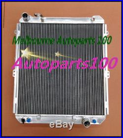 Radiateur radiator for TOYOTA HILUX SURF KZN130 1KZ-TE AT/MT 1993 1994 1995 1996