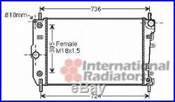Radiateur, refroidissement du moteur JAGUAR XK 8 Coupé (QEV) 1996 2005