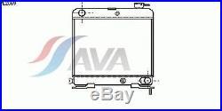 Radiateur, refroidissement du moteur PEUGEOT J9 Camionnette 2.0