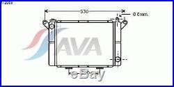 Radiateur, refroidissement du moteur RENAULT 12 Camionnette 1.3