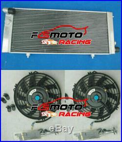 Radiateur ventilateur Pour Peugeot 205 309 GTI 1.6 1.9 1.8TD Diesel 1983-1994