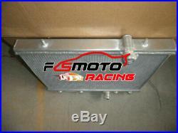 Radiateur ventilateur Pour Peugeot 206 GTI GTI180 RC S16 2.0L EW10J4S 16V 99-08