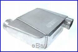 Refroidi Par Eau Intercooler Turboworks M-5685 250x220x115 3,5 2x90deg Flip