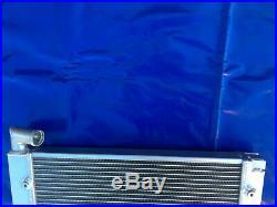 Refroidisseur D'Eau Aluminium Vw Corrado Polo G60 Radiateur Jetta Golf 1 2 3