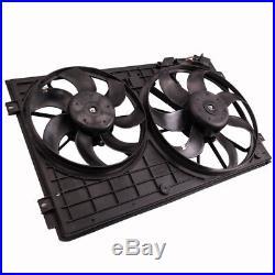 Refroidisseur Ventilateur pour Audi A3 8P/ VW Golf 5 1K0121207T / 1K0959455BC