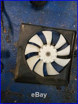 Refroidisseur d'eau Ventilateur Métal OEM pour Mitsubishi Lancer Evo 7 8 9 CT9A