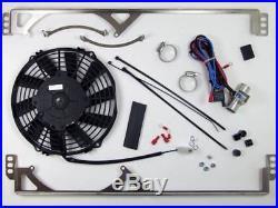 Revotec Électronique Ventilateur Refroidissement Kit Conversion Triumph Herald