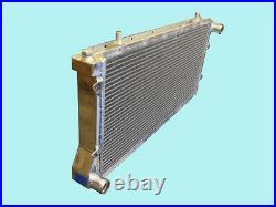 Rover Mgf / Mgtf Qualité Course Tout Radiateur Aluminium Fabrication Britannique