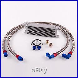 Série 13 Radiateur d'huile Kit d'adaptation (Dash 10, Longueur 110/130cm)