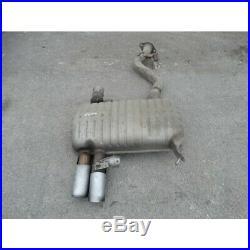 Silencieux arrière 330i/330xi N53 E92/E93 BMW pièce d'occasion