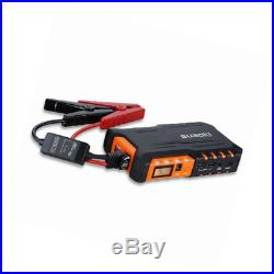 Suaoki G7 Plus de 18000mAh Jump-Starter Pack-Booster-600A Multi de lampe de poc