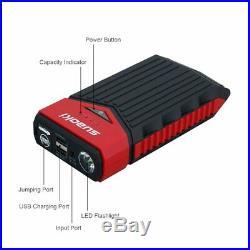 Suaoki T10 12000mAh 400A Jump Starter Démarrage de Voiture Booster Batterie A