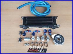 Super 5 GT Turbo 1 kit radiateur d'huile Setrab-Mocal en 10 rangées