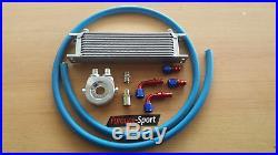 Super 5 GT Turbo 1 kit radiateur d'huile dash 8 en 10 rangées