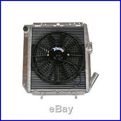 Super 5 GT Turbo 1 radiateur XTREM en aluminium 60 mm d'épaisseur du faisceau