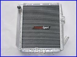 Super 5 GT Turbo 1 radiateur en aluminium 60 mm d'épaisseur faisceau