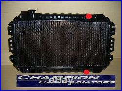 TOUT NOUVEAU radiateur Opel Bedford Rascal SUZUKI SUPER CARRY 1.0 Essence