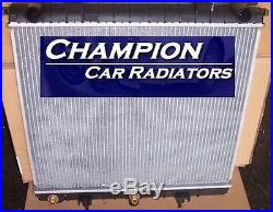Tout Neuf Range Rover P38 2.5 Turbo Diesel Bmw Radiateur Manuel