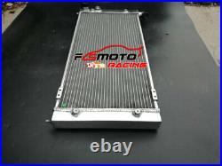 Tout radiateur en aluminium pour VW Golf 2 & Corrado VR6 Turbo Manual