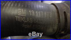 Tuyau de Liquide Refroidissement Durite pour Eau 13117573 55188662 Opel Astra