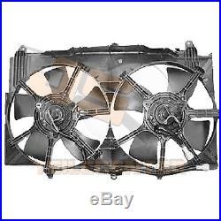 Ventilateur Pour Le Refroidissement Du Moteur De Radiateur Infiniti G Berline 35