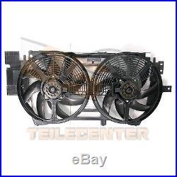 Ventilateur Pour Le Refroidissement Du Moteur De Radiateur Renault Laguna I