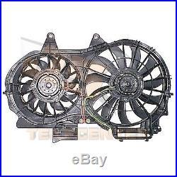 Ventilateur Refroidissement Moteur De Radiateur Audi A4 B6 & B7 & A6 C5