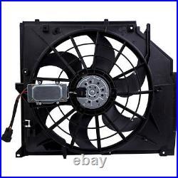 Neuf pour Série 3 318 Essence Radiateur Ventilateur Ventilateur Résistance E36