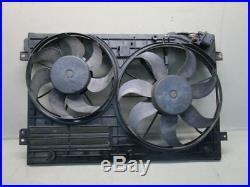 VW Tiguan I (5N) 07-11 Moteur Électrique, Ventilateur de Radiateur 1K0121207BC