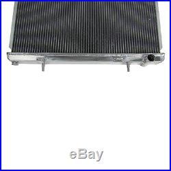 Ventilateur + 3 Row Radiateur pour NISSAN SILVIA S13 200SX 180SX CA18DET MANUAL