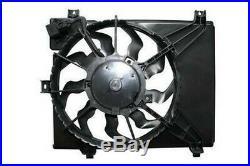 Ventilateur Électrique Pour Hyundai I10 08 Refroidissement Radiateur Moteur De
