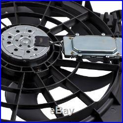 Ventilateur Radiateur Assemblage pour BMW Série 3 E46 64546988915, 17117561757