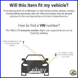 Ventilateur, Radiateur Pour VW, Seat, Skoda, Audi Passat, 362, Cdaa, Cczb, Acje