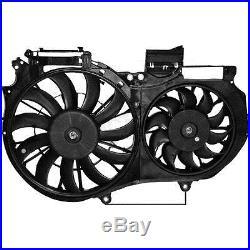 Ventilateur Refroidissement moteur de radiateur pour Audi A4 Avant 8E2 B6 8E5